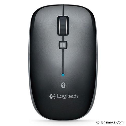 LOGITECH M557 Bluetooth Mouse [910-003960] - Dark Gray